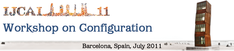 [Workshop on Configuration]